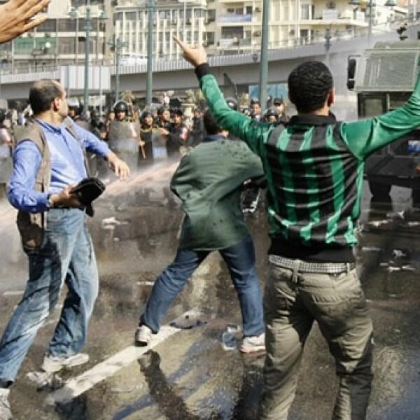 Egipto - viernes - 28 de enero