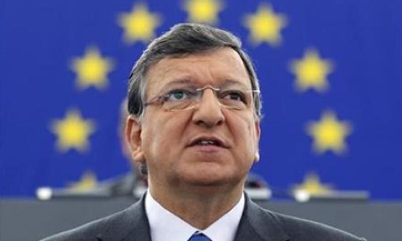 El presidente de la CE, José Manuel Barroso, dijo que la crisis ha demostrado que los bancos se volvieron transnacionales.(Foto: Reuters)