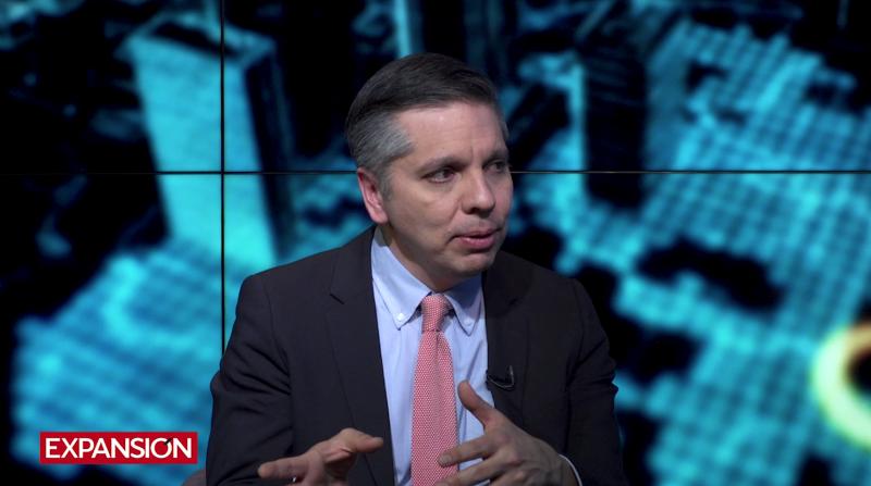 Eduardo Bohórquez, director de Transparencia Mexicana