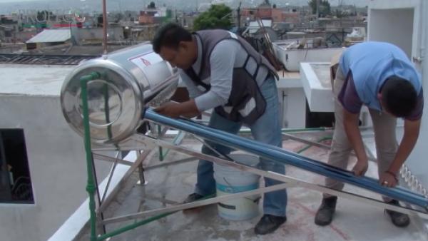 Cómo obtener agua caliente sin gastar en gas o electricidad