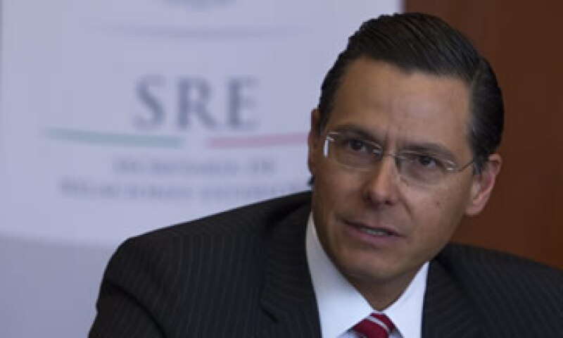 Max Alberto Diener Sala se desempeñó anteriormente como subsecretario de Asuntos Jurídicos en la Segob. (Foto: Cuartoscuro)