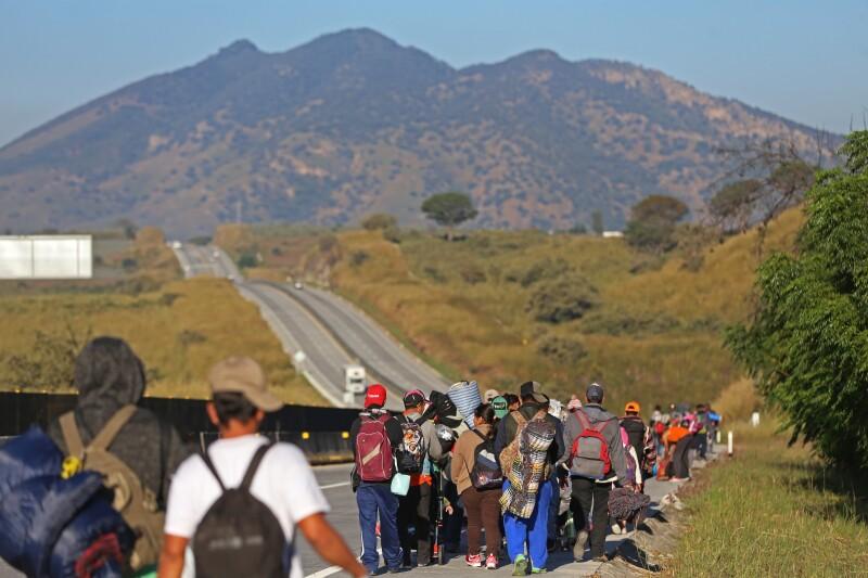 Migrantes en Jalisco