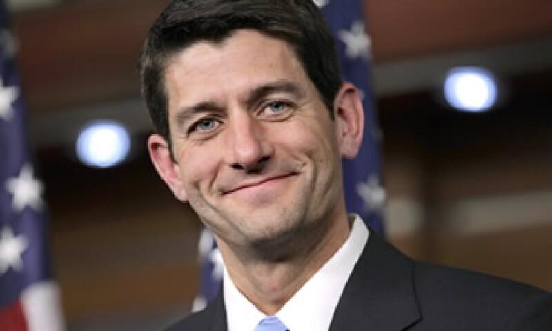 La figura de Paul Ryan es calificada de radical por los demócratas. (Foto: AP)