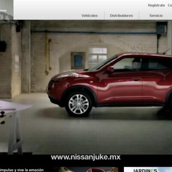 La automotriz Nissan buscó la innovación, al convertirse en la primera compañía en vender en México autos a través de Internet.