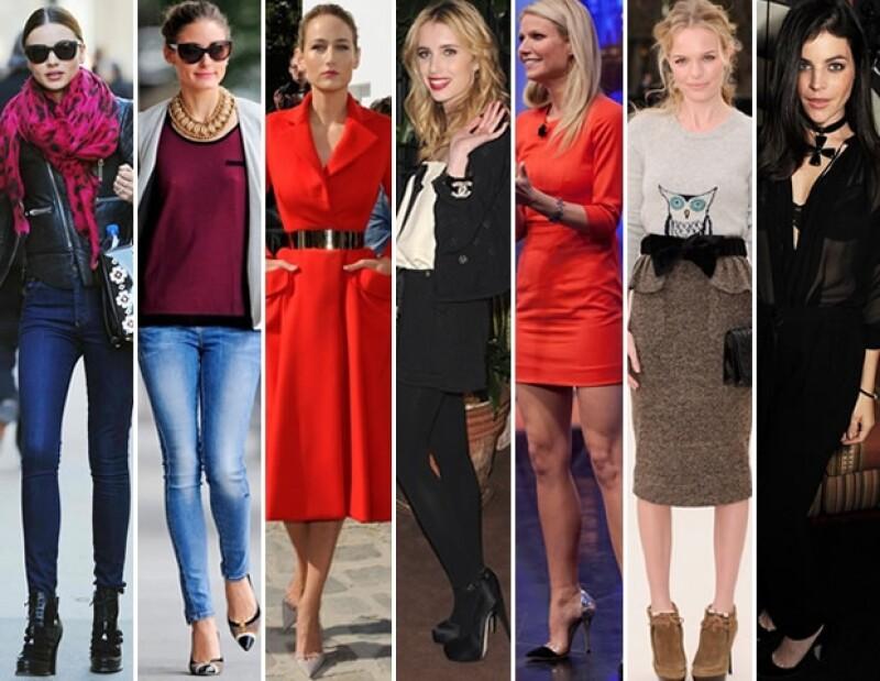 Te compartimos siete claves de estilo para incoporar en tu día a día y destacar como una fashionista.