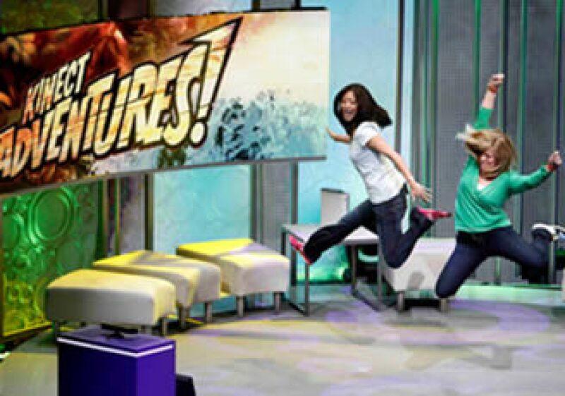 Algunos de los videojuegos que utilizarán Kinect son Kinectimals, Kinect Adventure, Kinect Project Gotham, entre otros. (Foto: Reuters)