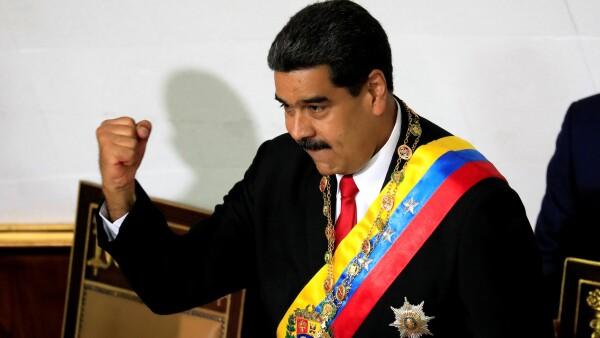 Presión contra Venezuela