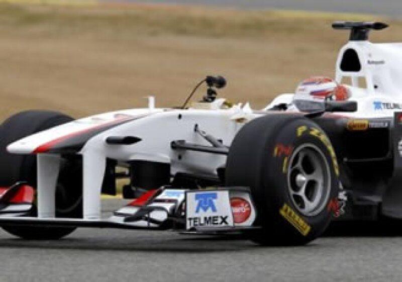 La escudería Sauber reemplazó a BMW en la Fórmula Uno tras su salida en 2009. (Foto: Reuters)