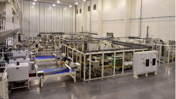 El interior de la nueva planta en Silao, Guanajuato. (Foto: Nestlé)
