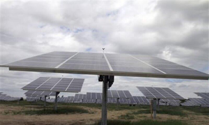 Energía Solar (Foto: AP)