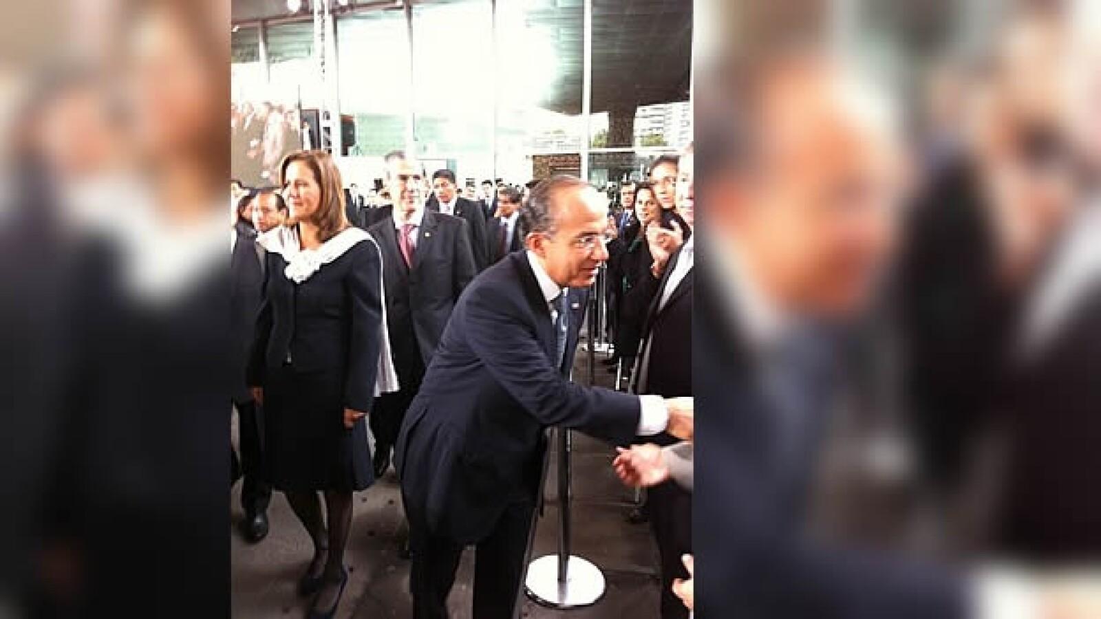 Aspectos quinto informe de gobierno Calderón 9