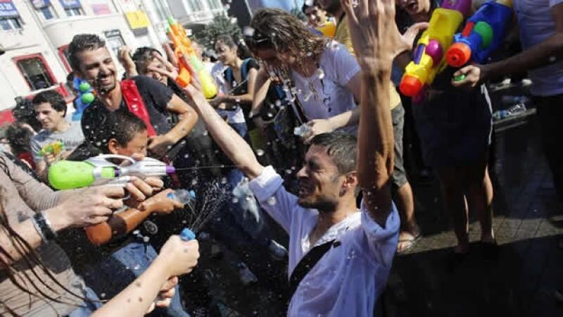 Turquía protesta parque Gezi
