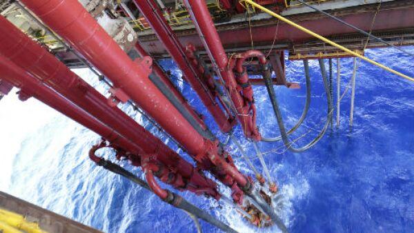Pemex perforaci�n marina