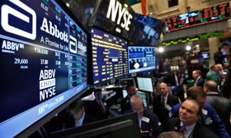 Wall Street tuvo un buen desempeño pese a que las tensiones en Ucrania. (Foto: Reuters)