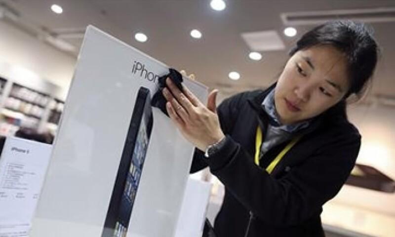 Apple dijo que toma muy en serio las violaciones de derechos de autor. (Foto: Reuters)