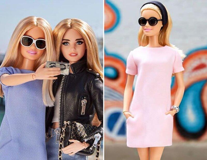 La misma muñeca que nos enamoró de pequeñas, vuelve a hacernos soñar por medio de su cuenta de Instagram @BarbieStyle. Sus seguidores y likes son comparables a los de una top blogger.