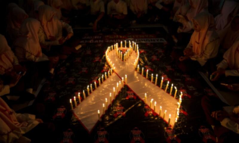 El VIH ha matado a un estimado de 39 millones de personas hasta la fecha (Foto: AFP )