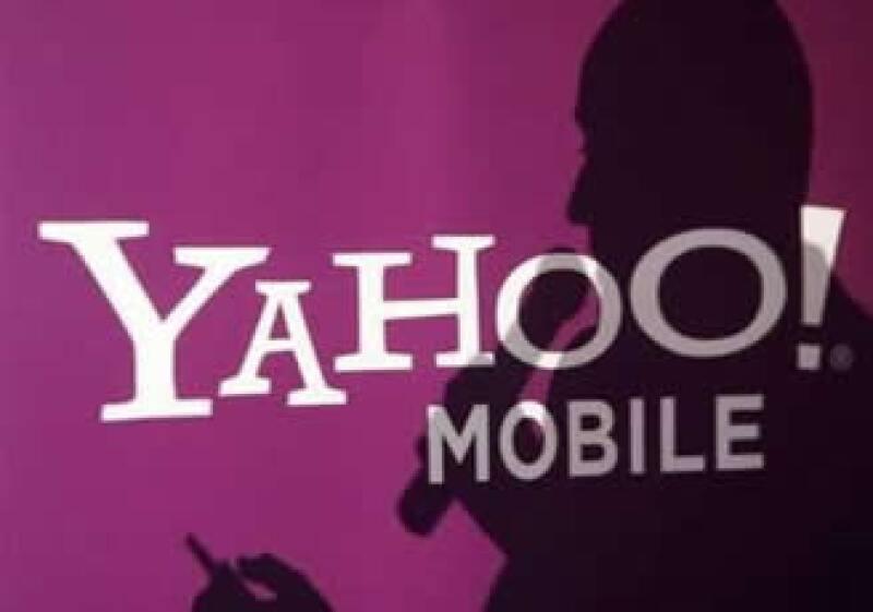 La empresa de Internet Yahoo! apuesta por los usuarios móviles. (Foto: Reuters )