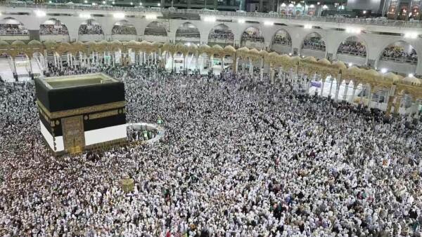 Más de dos millones y medio de musulmanes peregrinarán a La Meca este año