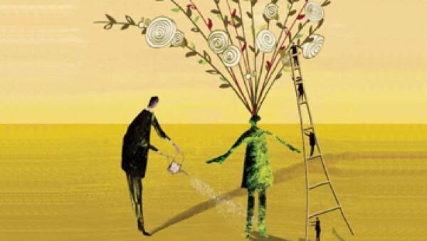 Las empresas creativas consideran que para generar entusiasmo y pasión necesitan motivar a sus trabajadores.(Foto: Jo Empson, Expansión )