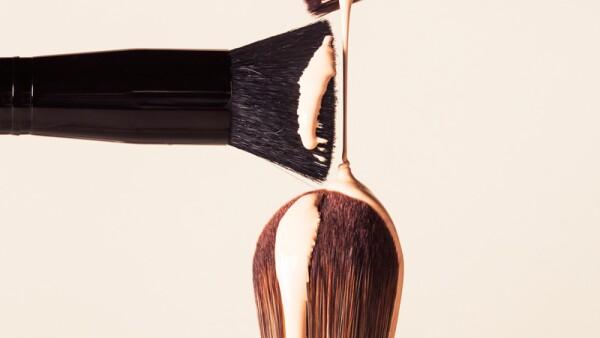 Brochas básicas de maquillaje
