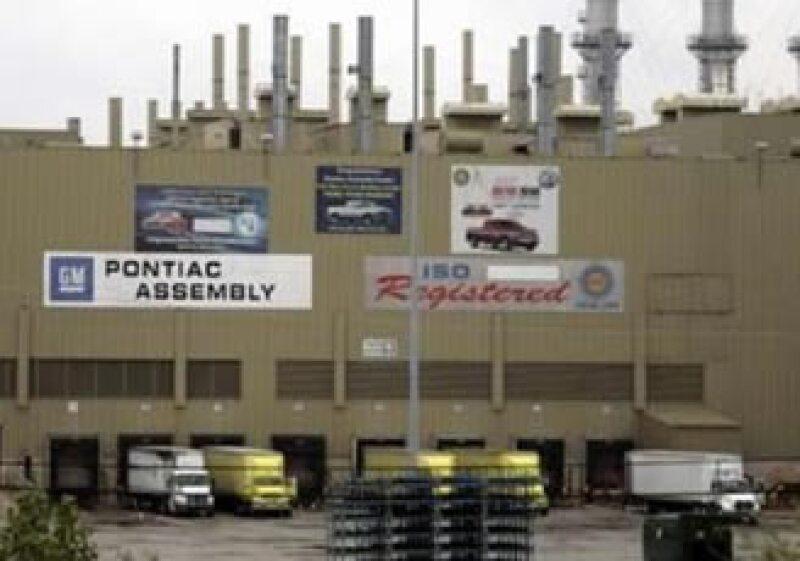 General Motors busca salir de la bancarrota. (Foto: Reuters)