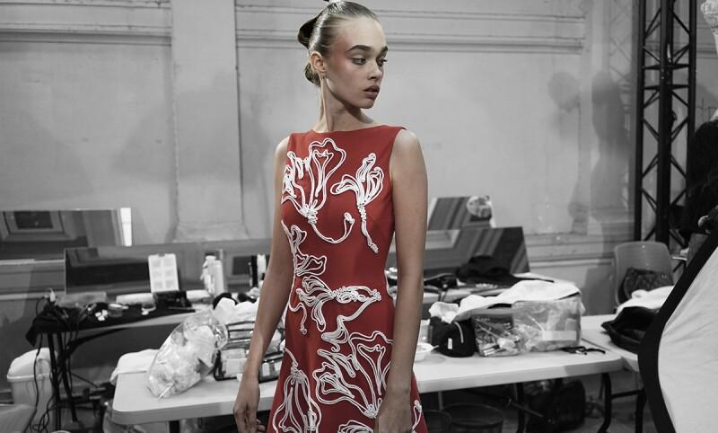 Valentin Yudashkin : Backstage - Paris Fashion Week Womenswear Spring/Summer 2019