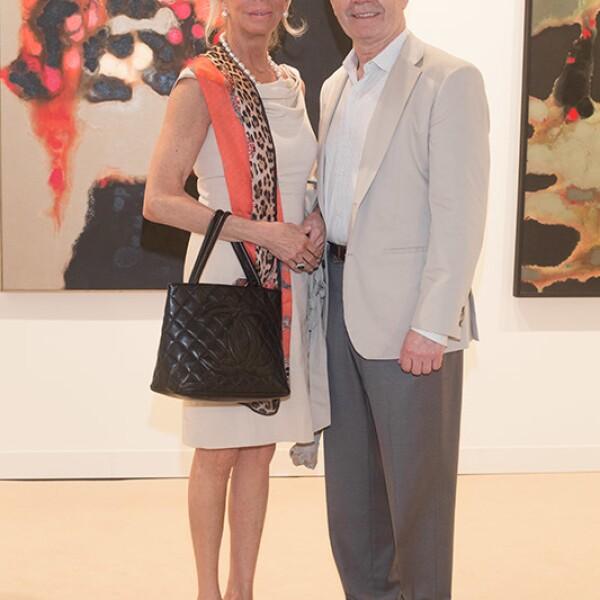 Courtney y Marek Pienkowski