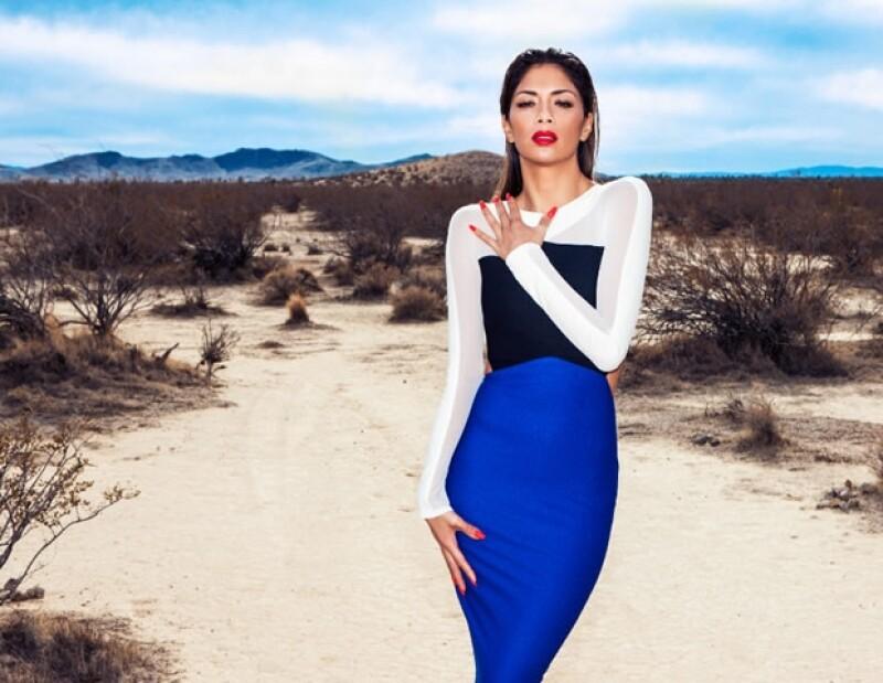 Nicole Scherzinger, quien fuera miembro de las Pussycat Dolls, se une a la fiebre de las celebrities por tener su propia colección de ropa con una marca prestigiada.