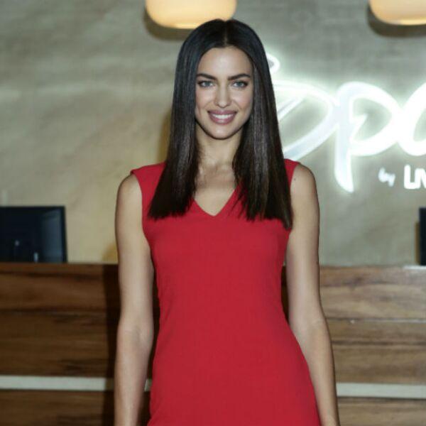 Irina Shayk regresó a México como imagen del Fashion Fest.