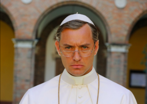 Jude Law The New Pope