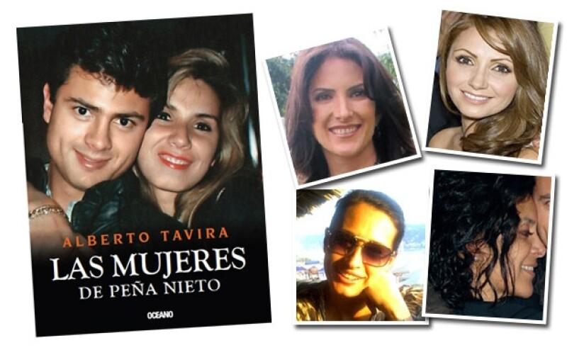 Libro `Las mujeres de Peña Nieto´.