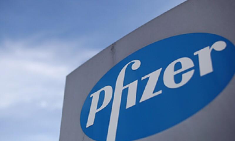 Las ganancias por acción de Pfizer superaron las expectativas de los analistas. (Foto: Getty Images)