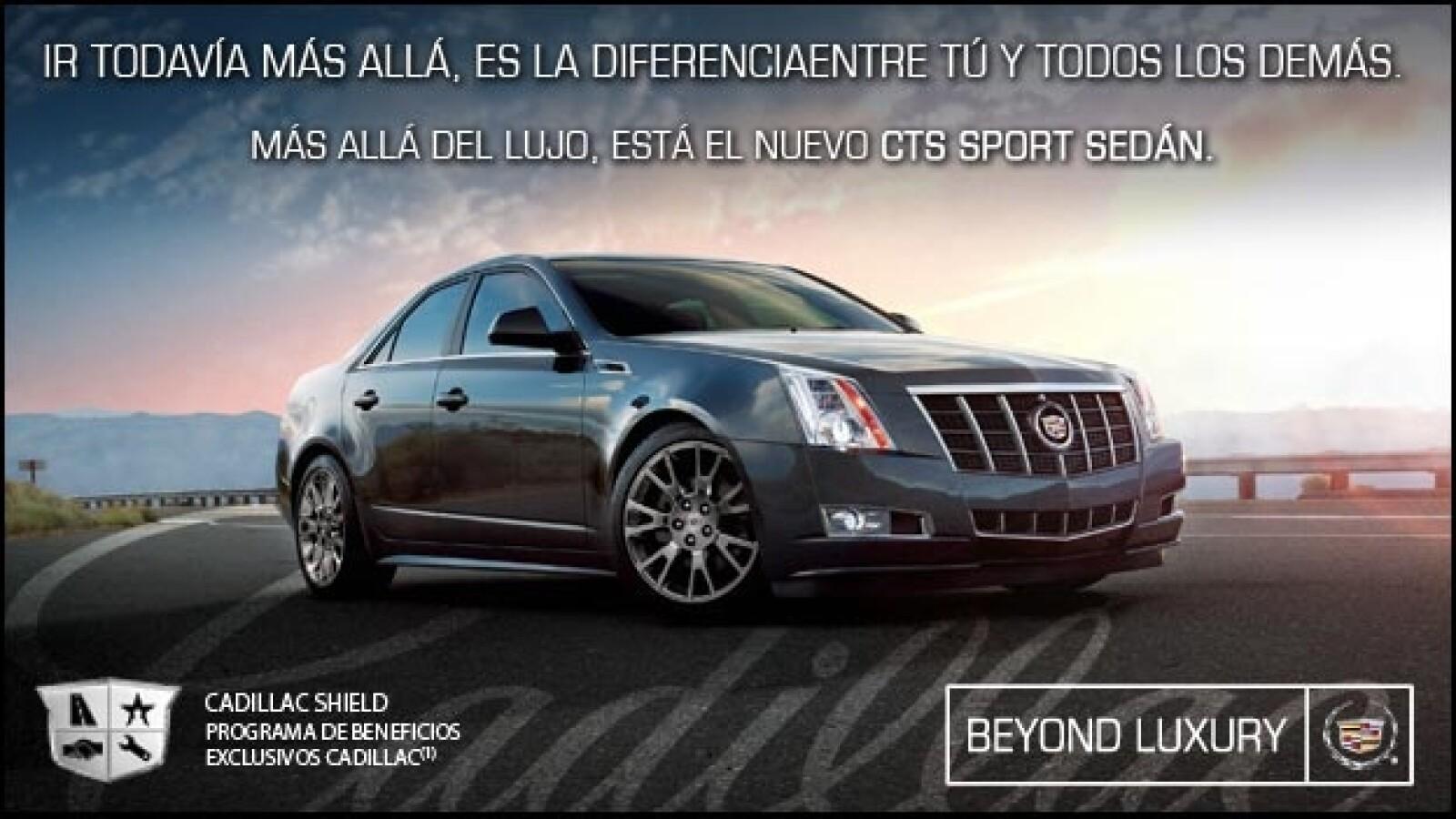 Cadillac Oscar 2012