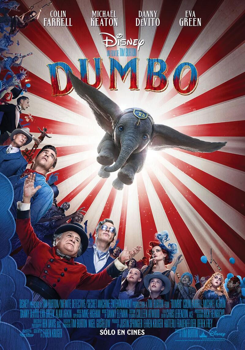 Dumbo porster