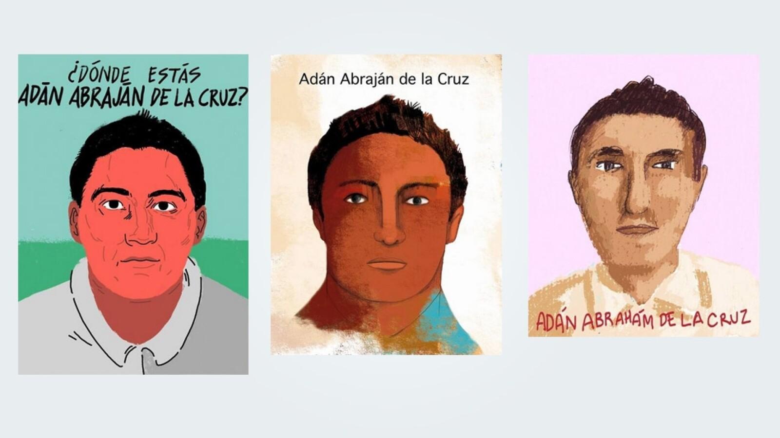 Adan de la Cruz Ayotzinapa