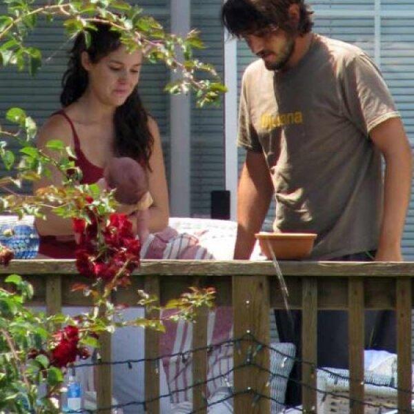 Camila Sodi dejó a un lado su carrera para dedicarse de lleno a su labor como mamá de Jerónimo, el hijo que tuvo con Diego Luna.