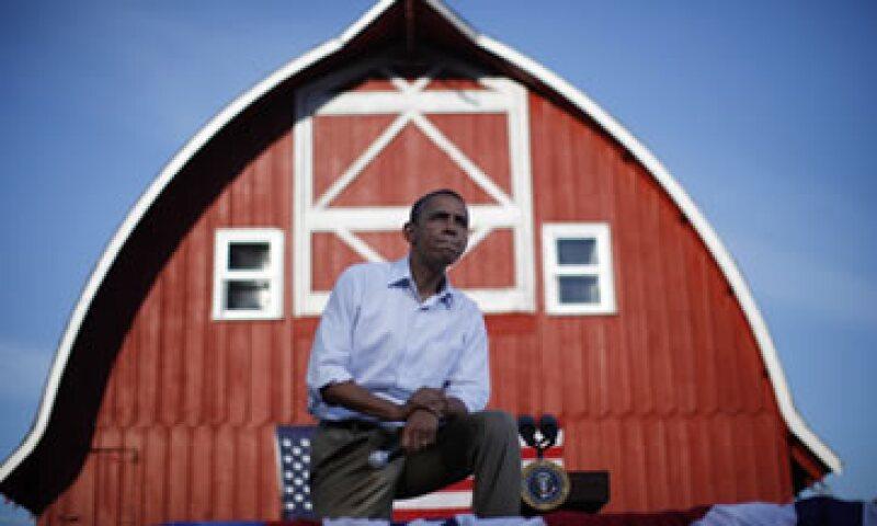 El presidente de Estados Unidos, Barack Obama, realiza una gira por Minnesota, Iowa e Illinois. (Foto: Reuters)