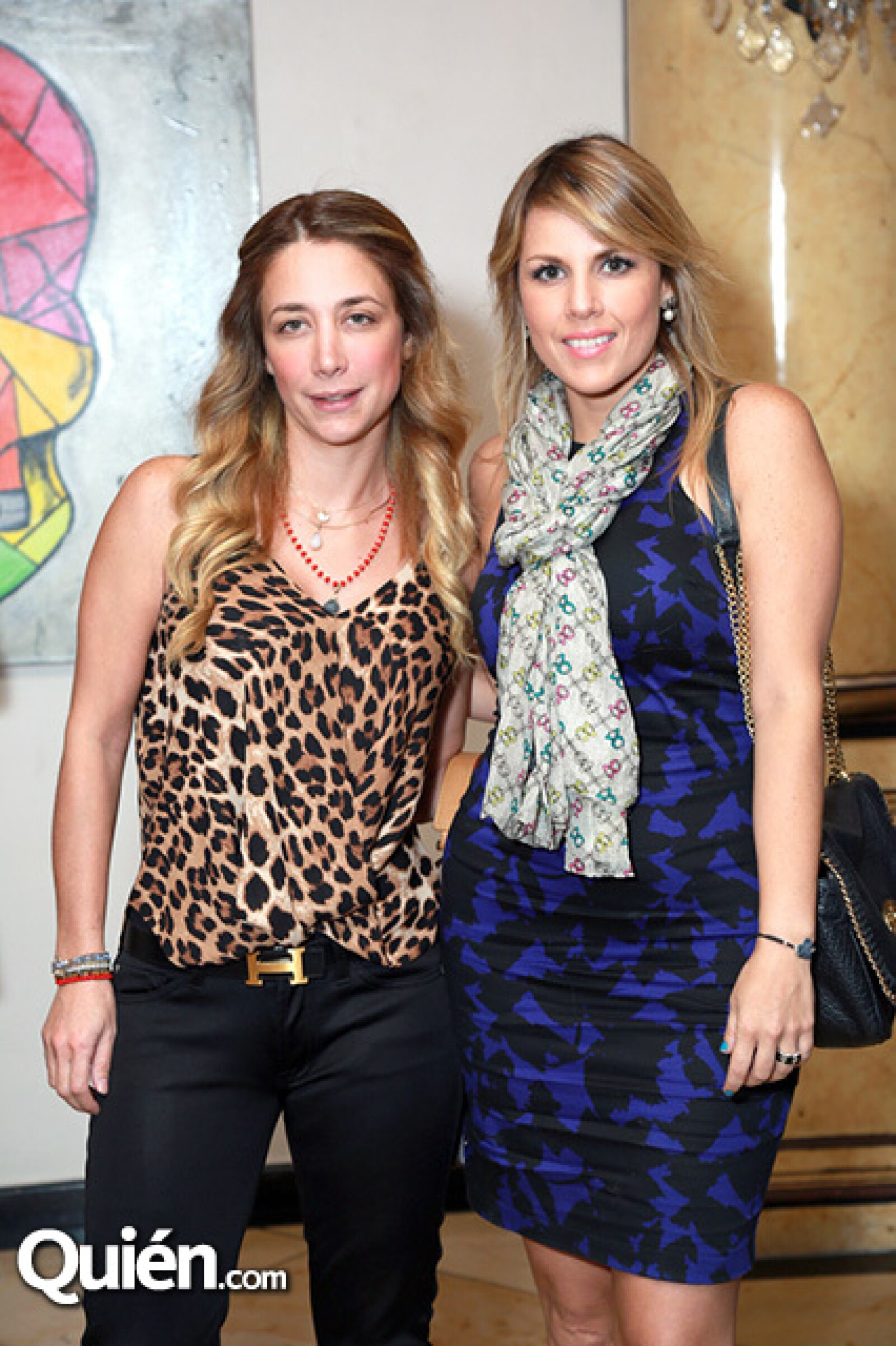 Any Alanis y Beatriz Verástegui