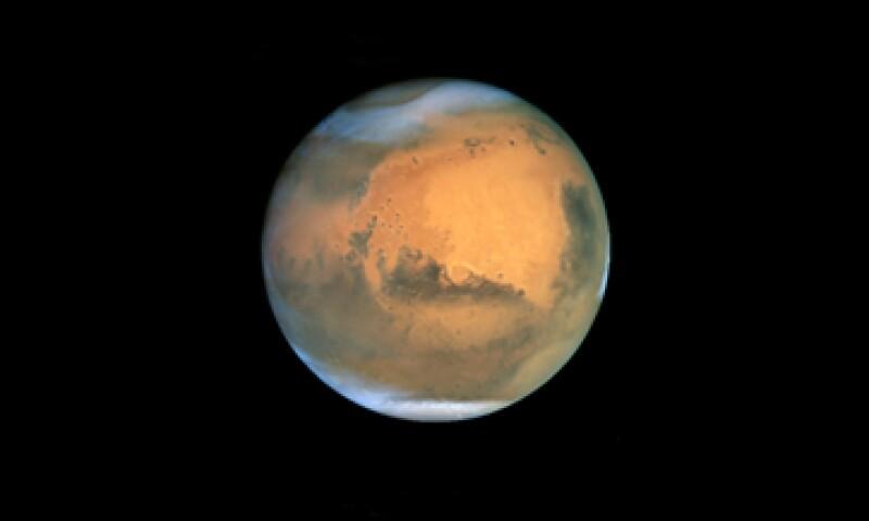 La NASA encontró que el planeta rojo es más habitable de lo que se creía (Foto: Getty Images/Archivo )
