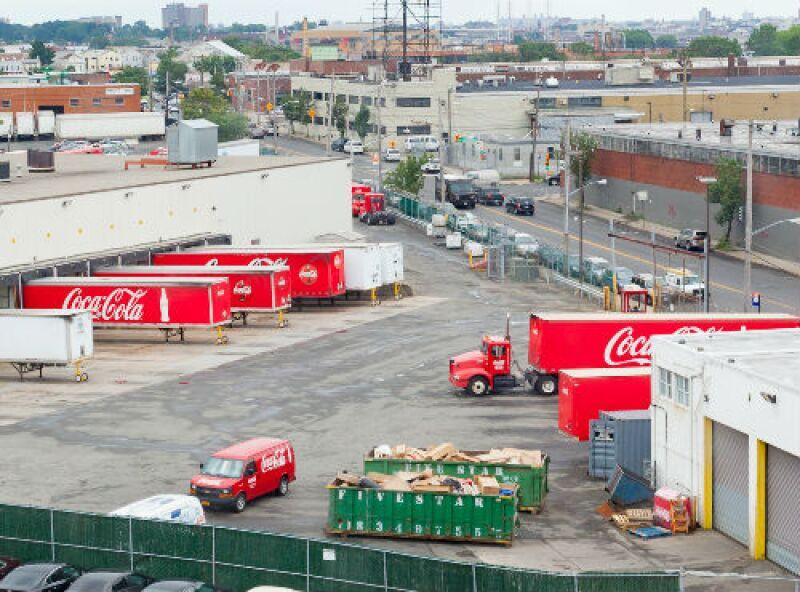 planta de Coca-Cola
