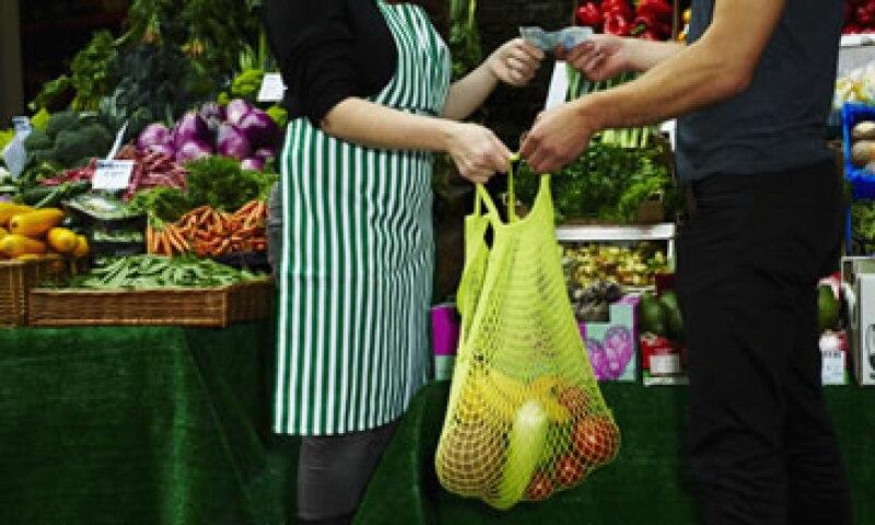 Los precios de los alimentos han registrado fuertes aumentos en los últimos meses. (Foto: Getty Images)