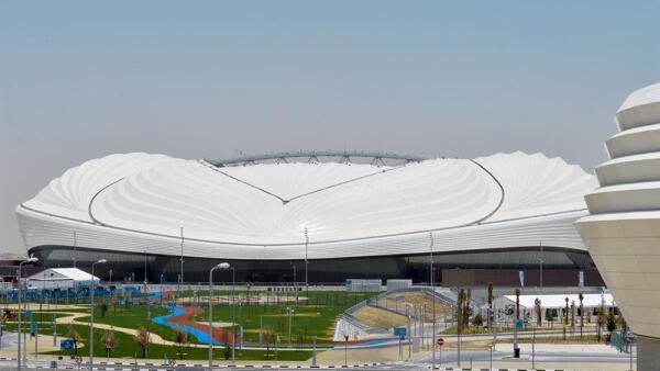 Estadio Al Wakrah - Catar - 2022
