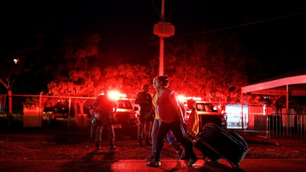 Migrantes venezolanos Brasil fuerzas armadas