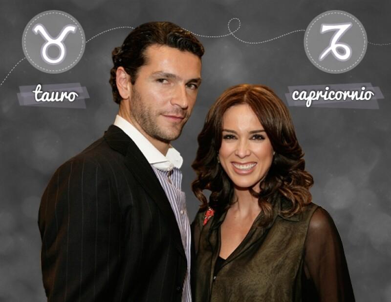 El matrimonio de Jacky Bracamontes y Martín Fuentes este año esperan a su segundo hijo este 2014.