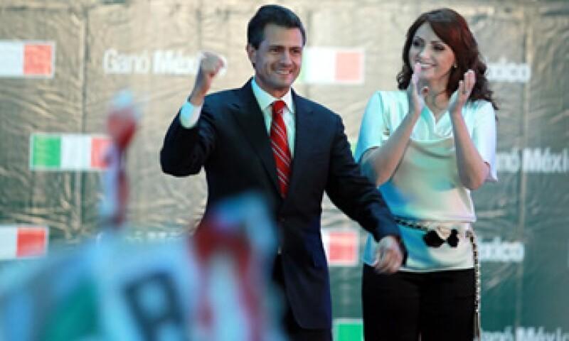 Los mercados habían adelantado un proceso electoral sin impugnaciones y el triunfo del ex gobernador. (Foto: Notimex)