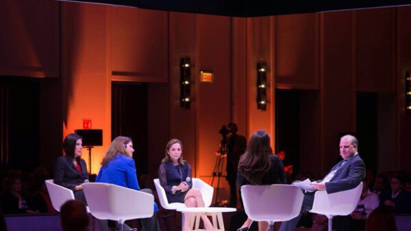 El famoso encuentro feminista tuvo su primera edición mexicana y convocó a Carlos Slim, Josefina Vázquez Mota y más personalidades para analizar cómo lograr la equidad de género.