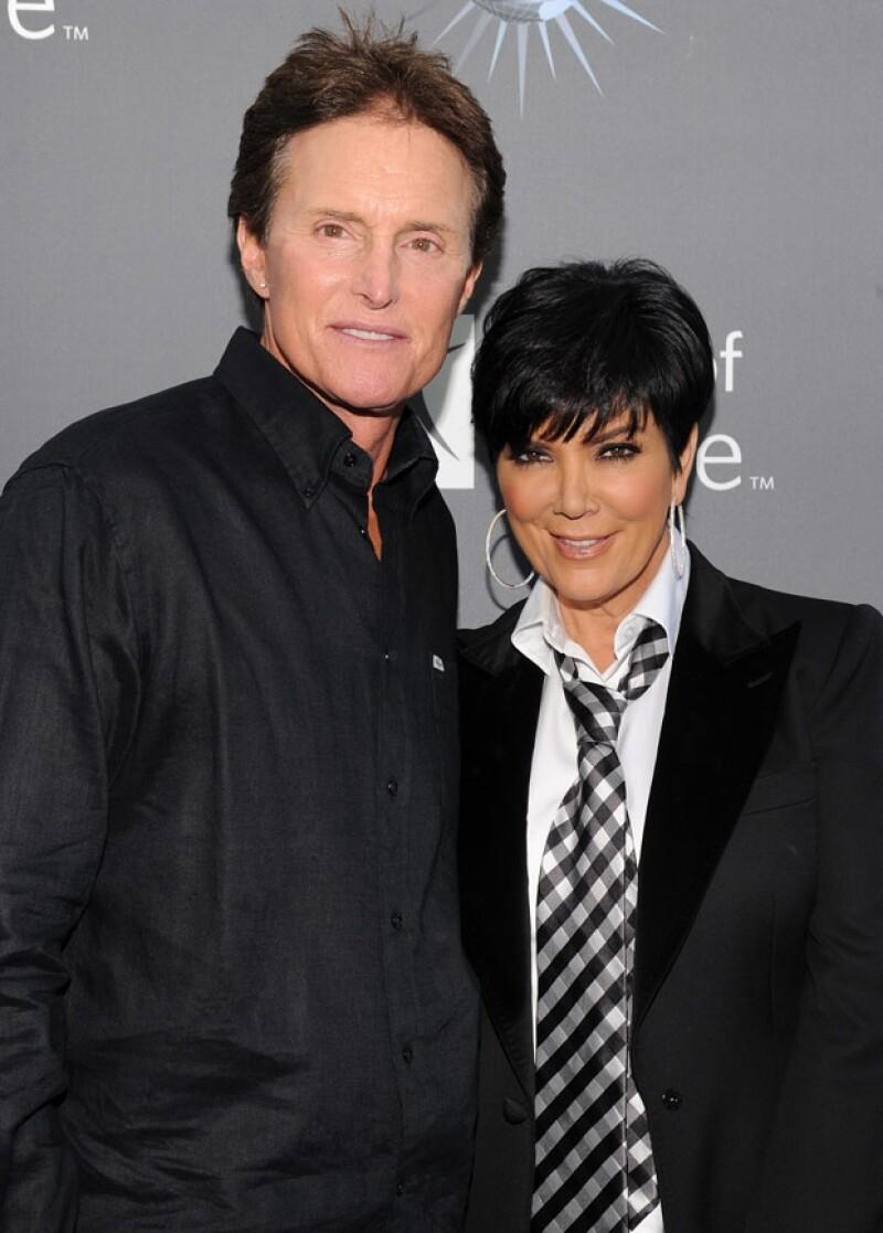 """Esther Jenner, madre de Bruce, asegura que la ex esposa de su hijo y madre del clan Kardashian, es un """"monstruo controlador""""."""