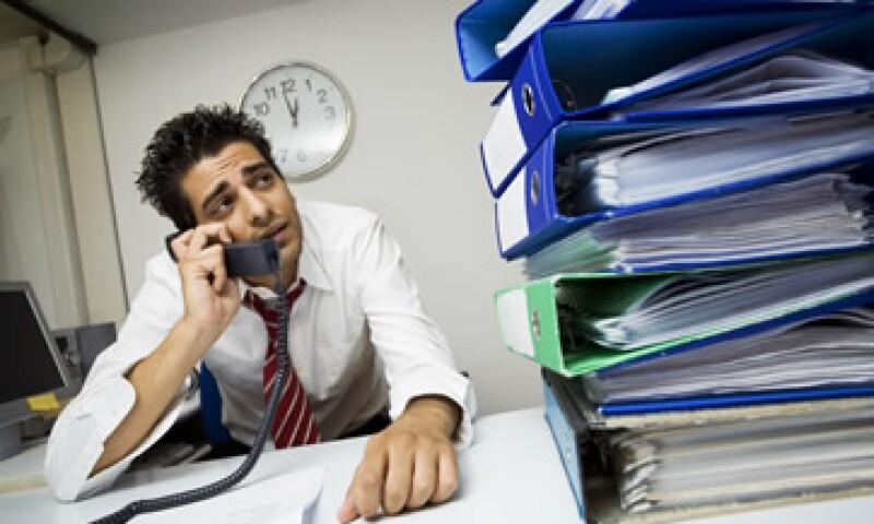 Los niveles de ansiedad y estrés aumentan cuando la economía va por mal camino. (Foto: Photos to Go)