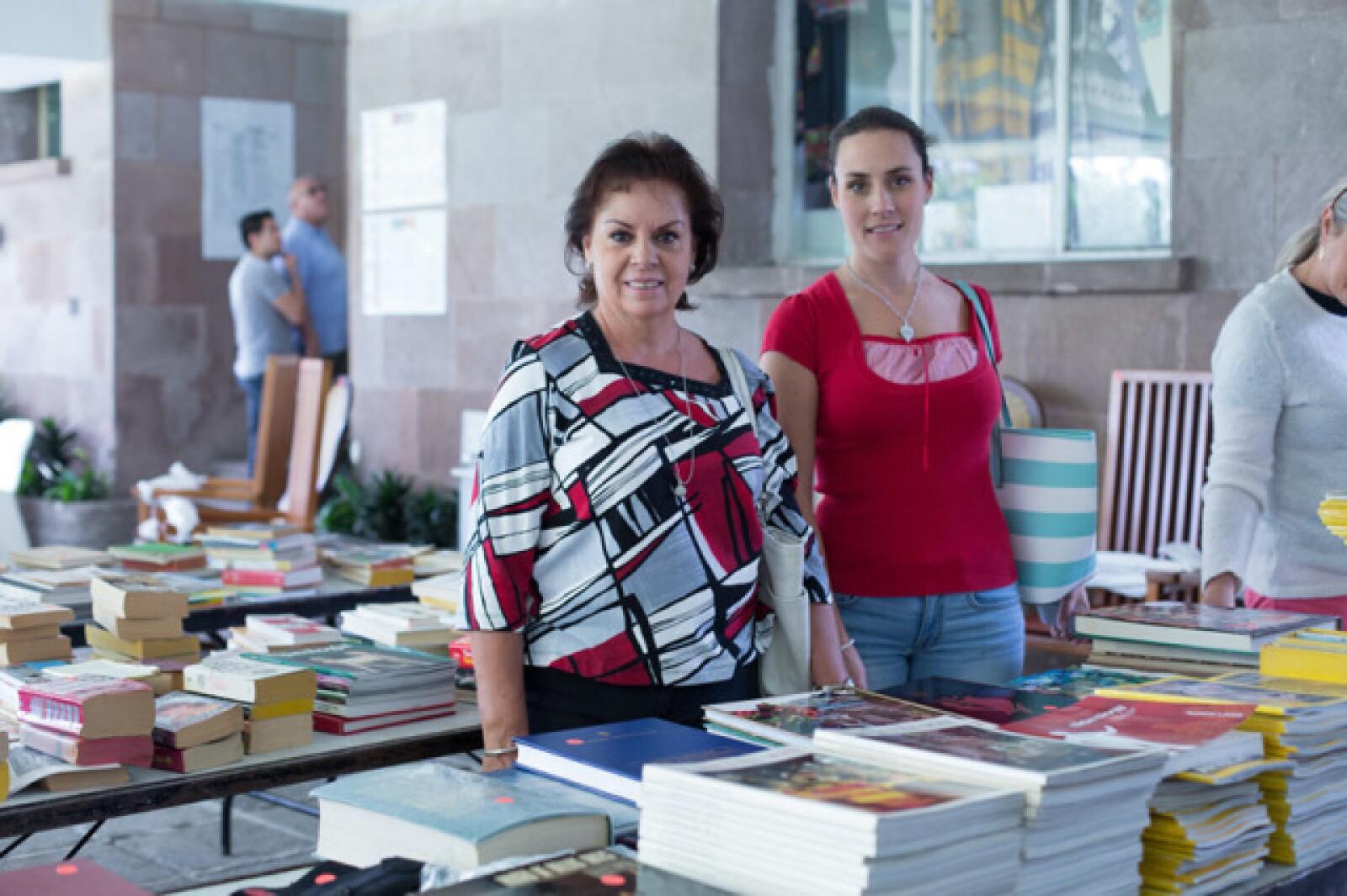 Lorena Vázquez y Laura Medina